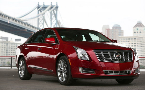 2014 - 2015 Cadillac XTS Review - Top Speed