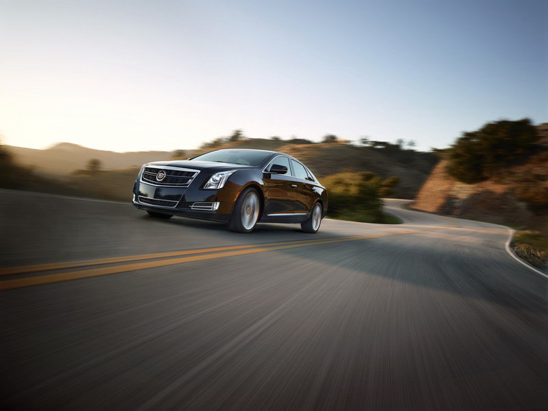 2014 - 2015 Cadillac XTS High Resolution Exterior Wallpaper quality - image 512251