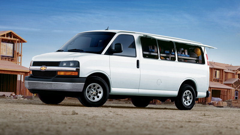 2013 Chevrolet Express Exterior Wallpaper quality - image 509057