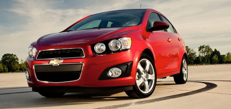 2014 Chevrolet Sonic High Resolution Exterior - image 511217