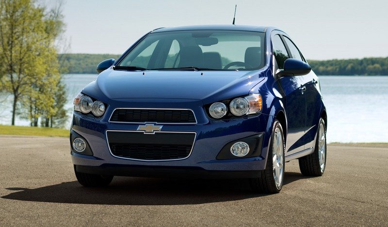 2014 Chevrolet Sonic High Resolution Exterior - image 511227