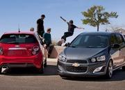 2014 Chevrolet Sonic RS - image 511306