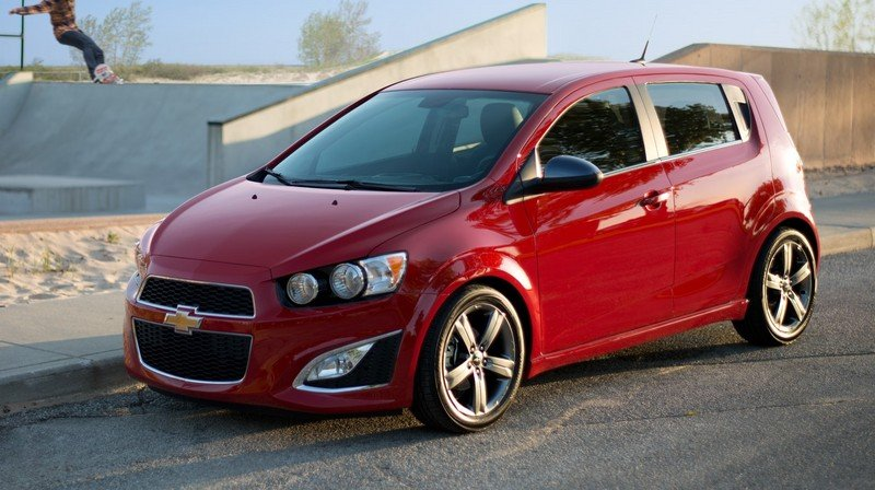 chevrolet sonic reviews specs prices photos and videos. Black Bedroom Furniture Sets. Home Design Ideas