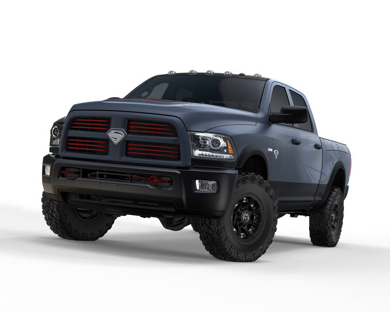 2013 Ram Superman Power Wagon