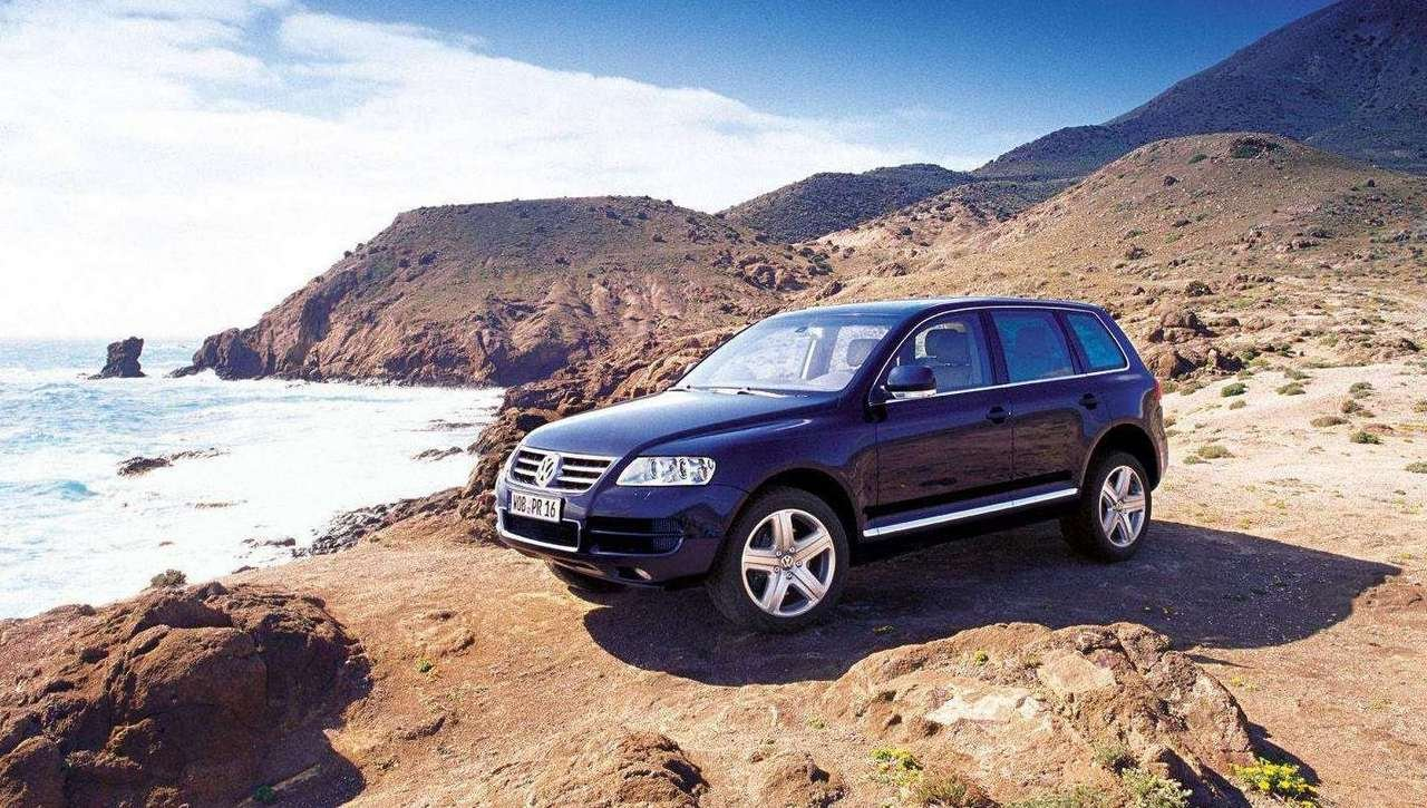 2004 2010 volkswagen touareg picture 510364 car. Black Bedroom Furniture Sets. Home Design Ideas