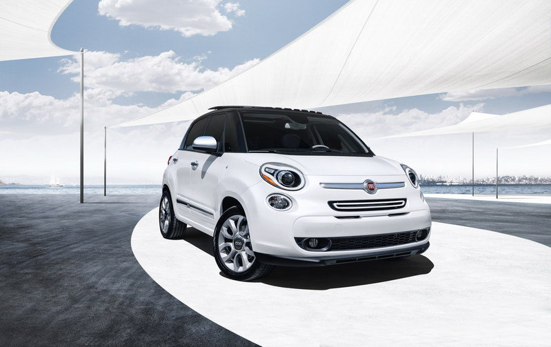 2014 Fiat 500L High Resolution Exterior - image 511016