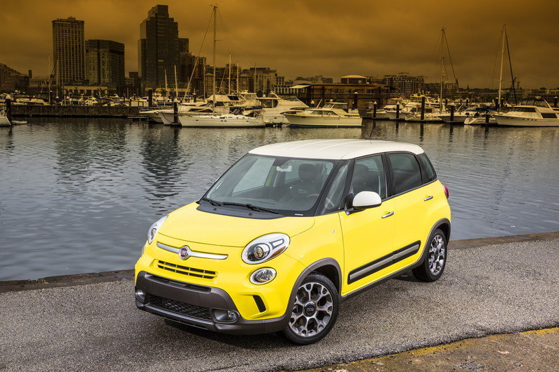 2014 Fiat 500L High Resolution Exterior - image 511056