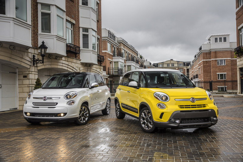 2014 Fiat 500L High Resolution Exterior - image 511069