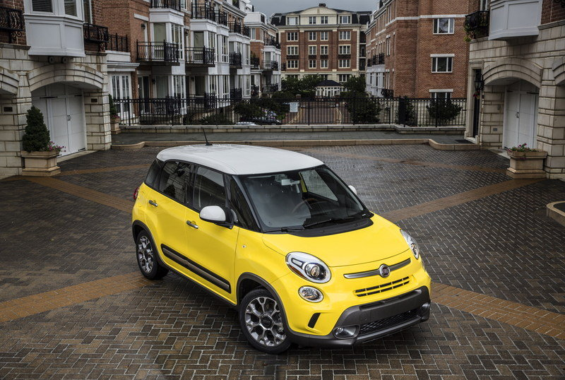 2014 Fiat 500L High Resolution Exterior - image 511070
