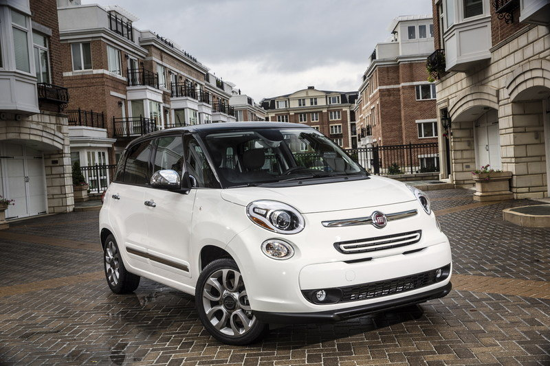 2014 Fiat 500L High Resolution Exterior - image 511072