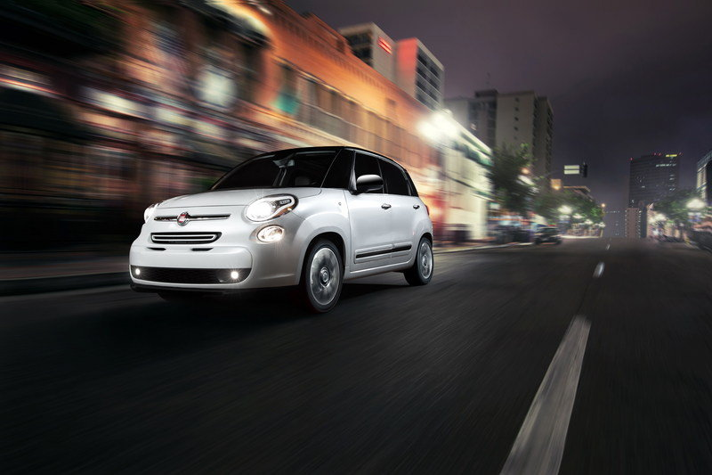 2014 Fiat 500L High Resolution Exterior Wallpaper quality - image 511021