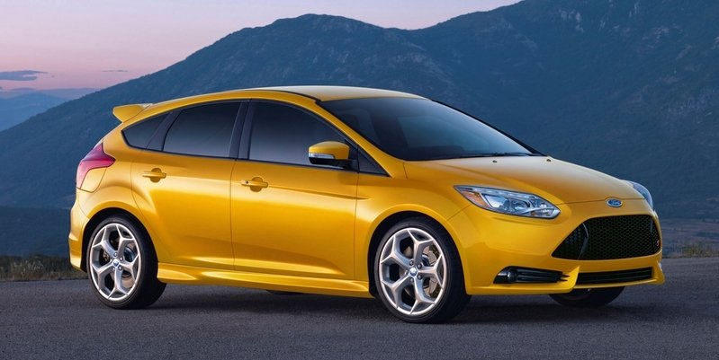 2014 Ford Focus ST Review - Top Speed