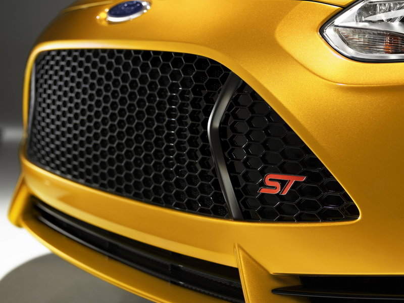 2014 Ford Focus ST Emblems and Logo Exterior - image 513103