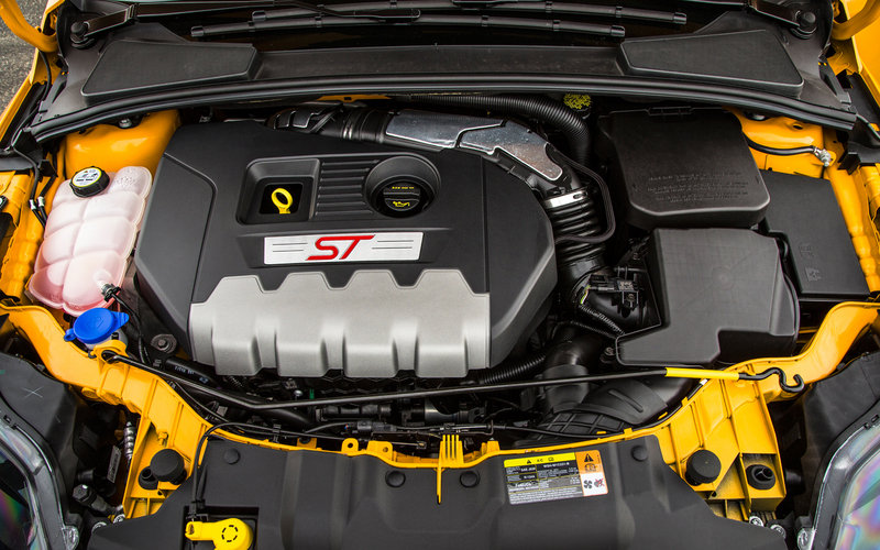 2014 Ford Focus ST High Resolution Drivetrain - image 513106