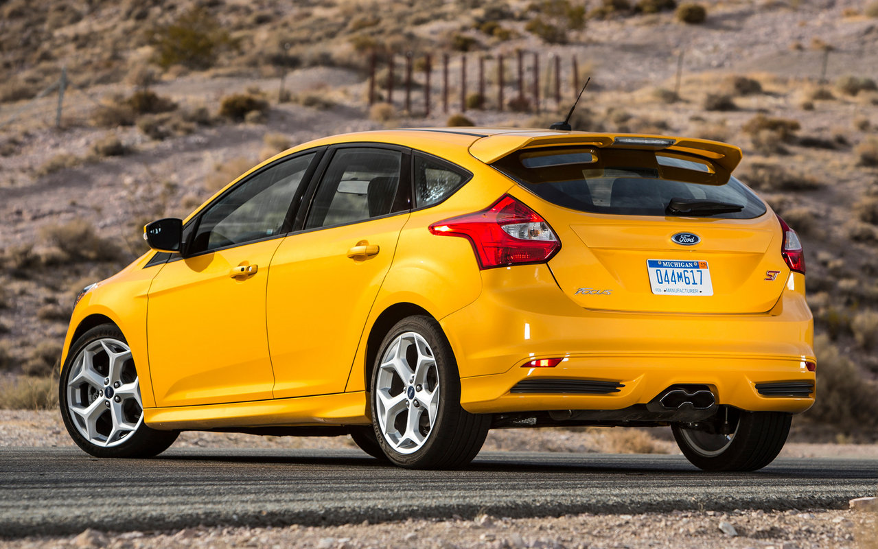 2014 ford focus st picture 513107 car review top speed. Black Bedroom Furniture Sets. Home Design Ideas