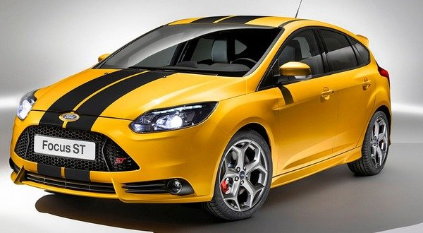 2014 Ford Focus ST Review  Top Speed