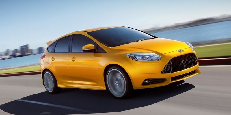 2014 Ford Focus ST Exterior - image 513091
