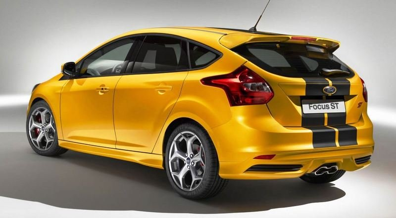 2014 Ford Focus ST High Resolution Exterior - image 513113