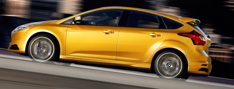 2014 Ford Focus ST High Resolution Exterior - image 513092