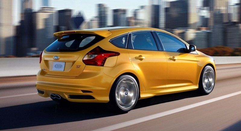2014 Ford Focus ST Exterior - image 513094