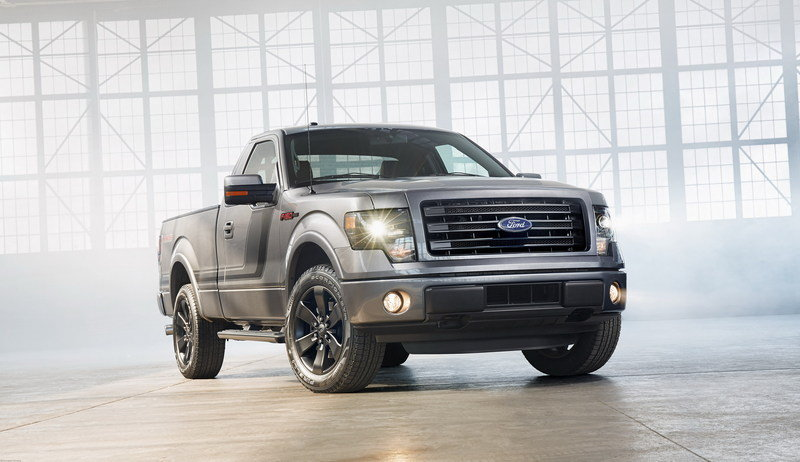 2014 Ford F-150 Tremor High Resolution Exterior - image 512872