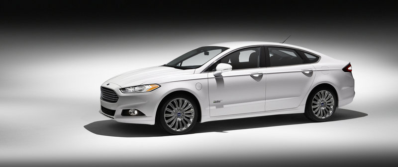 2014 Ford Fusion Energi High Resolution Exterior - image 513031