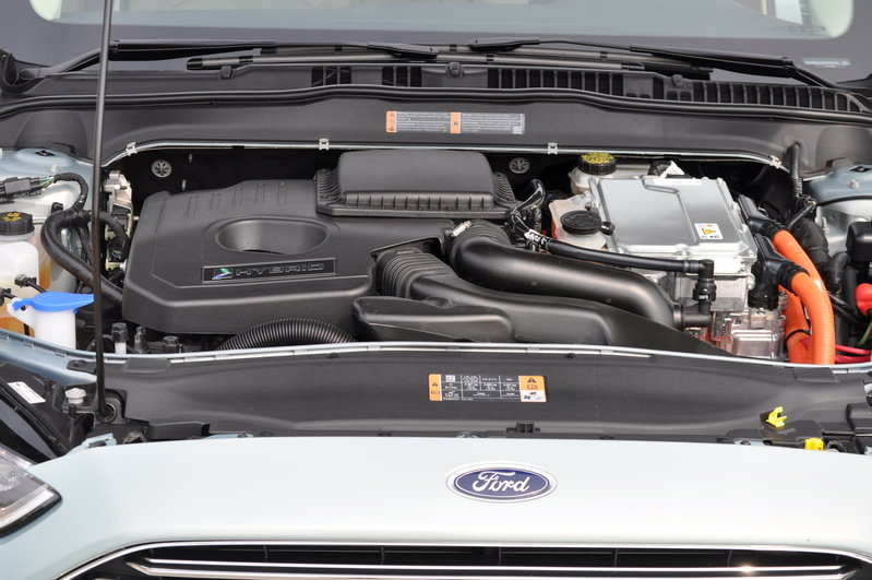 2014 Ford Fusion Hybrid High Resolution Drivetrain - image 512565