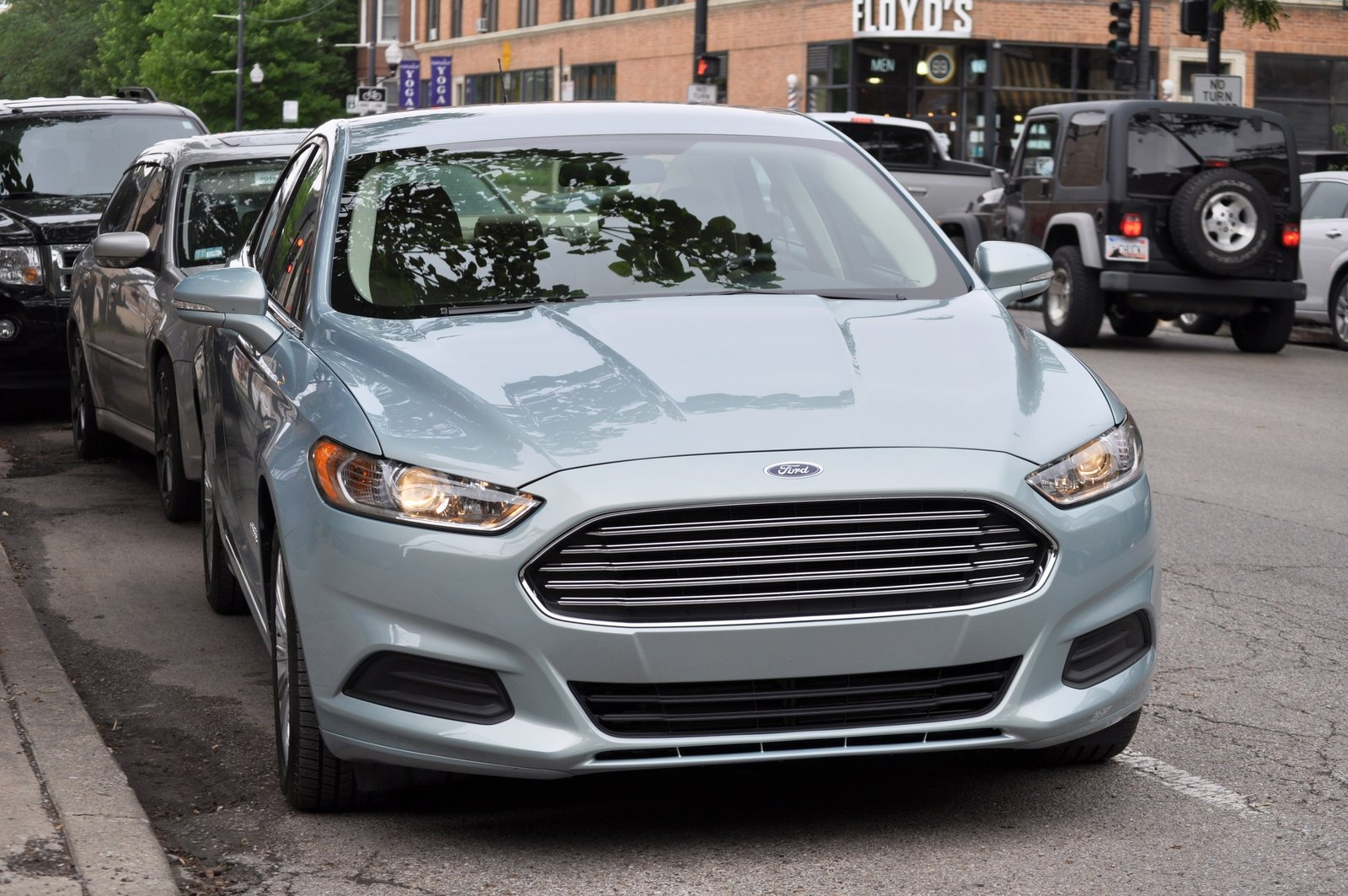 2014 ford fusion hybrid picture 512573 car review top speed. Cars Review. Best American Auto & Cars Review