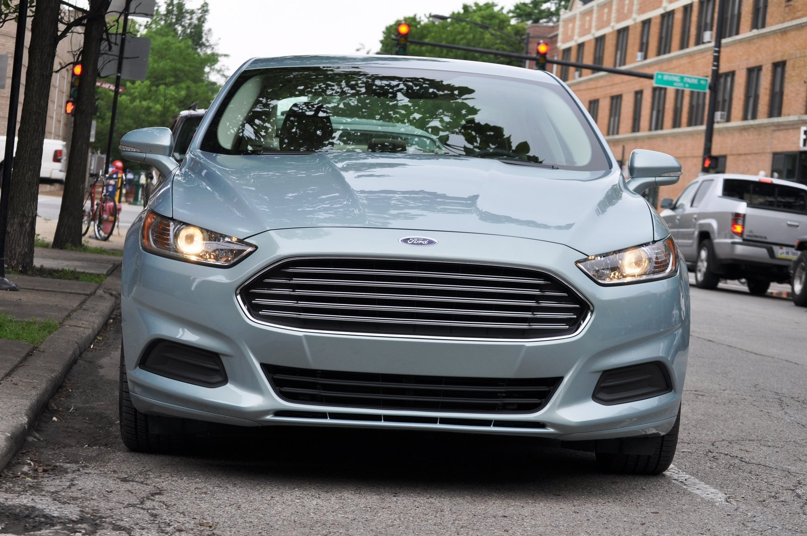 2014 ford fusion hybrid picture 512574 car review top speed. Cars Review. Best American Auto & Cars Review