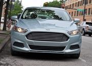 2014 Ford Fusion Hybrid - image 512574