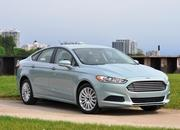 2014 Ford Fusion Hybrid - image 512557