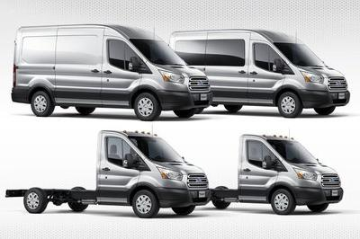2014 Ford Transit Exterior - image 509405