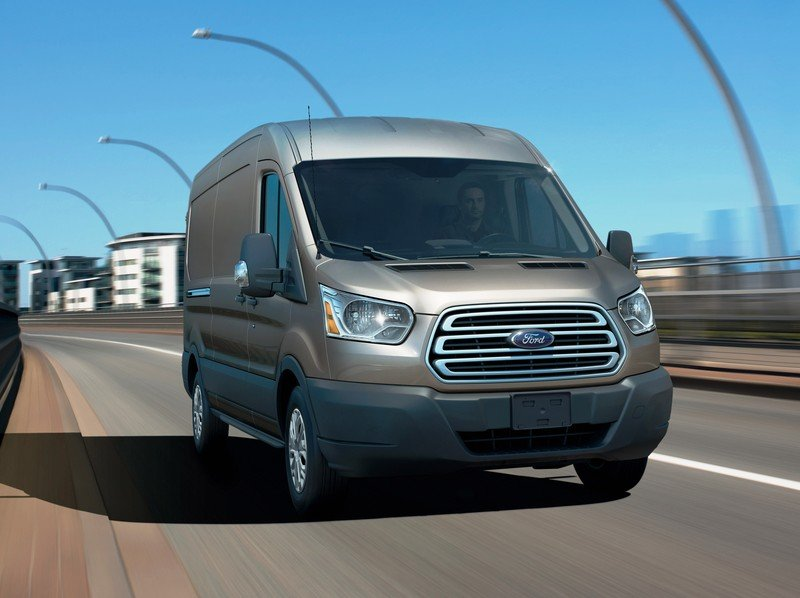2014 Ford Transit High Resolution Exterior - image 509390