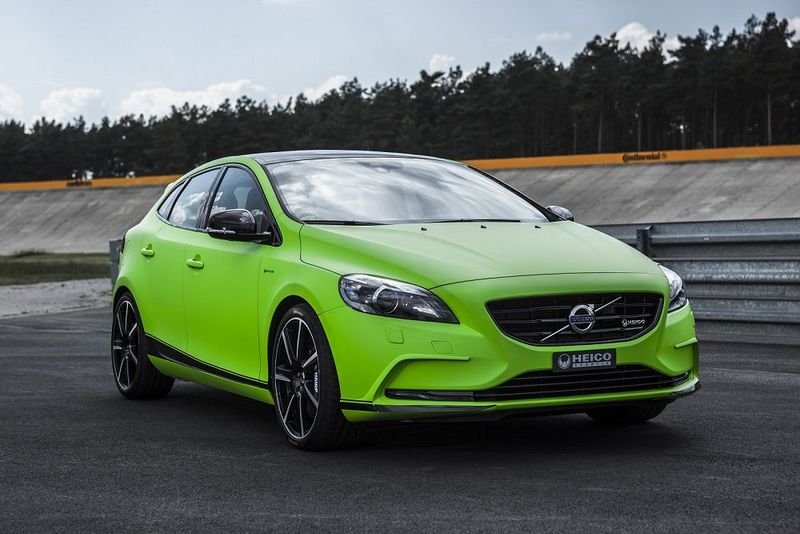 2013 Heico Sportiv Volvo V40 T5 HPC High Resolution Exterior - image 512492