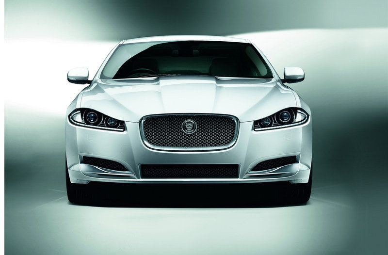2014 Jaguar XF ECO2