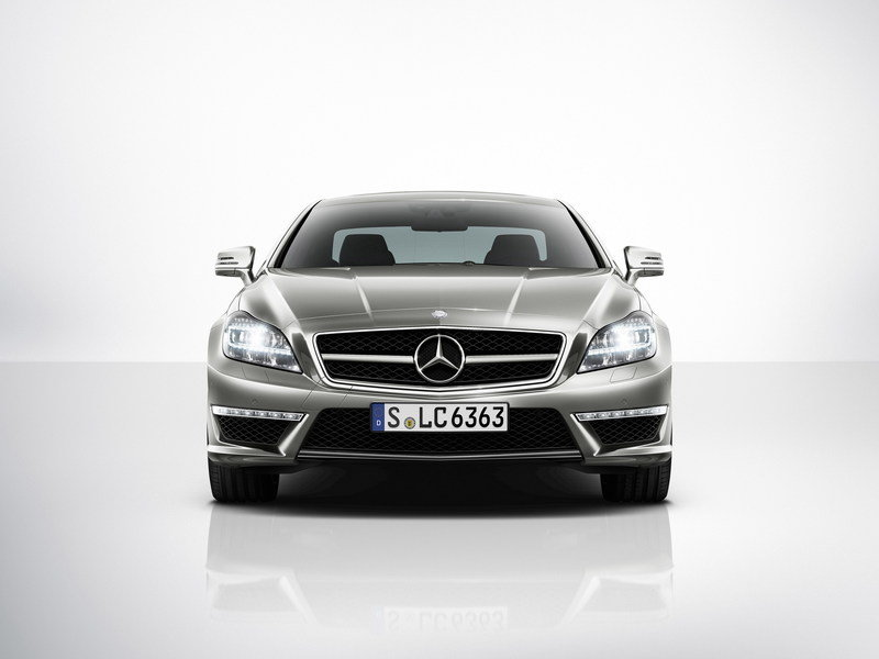 2014 Mercedes CLS 63 AMG 4MATIC High Resolution Exterior - image 512062