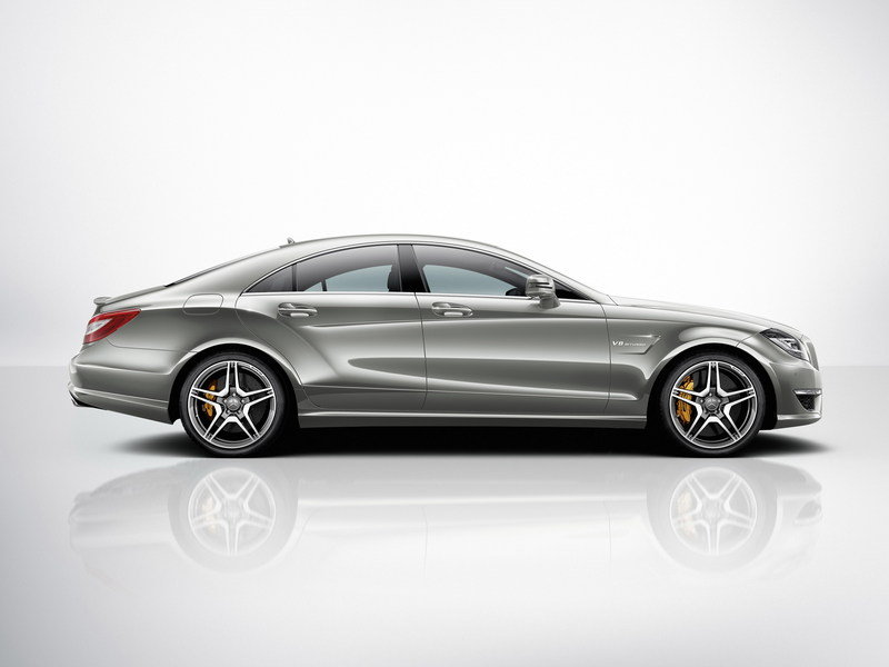 2014 Mercedes CLS 63 AMG 4MATIC High Resolution Exterior - image 512063