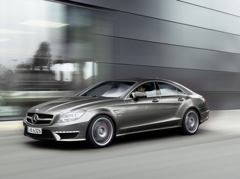 2014 Mercedes CLS 63 AMG 4MATIC High Resolution Exterior - image 512090