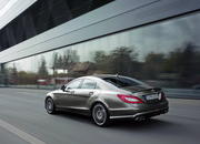 2014 Mercedes CLS 63 AMG 4MATIC - image 512092