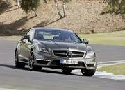 2014 Mercedes CLS 63 AMG 4MATIC - image 512093