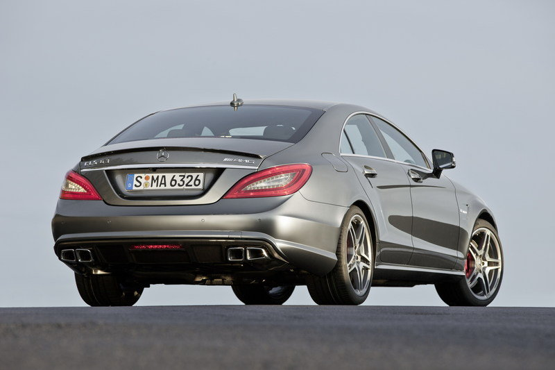 2014 Mercedes CLS 63 AMG 4MATIC High Resolution Exterior - image 512096