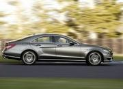 2014 Mercedes CLS 63 AMG 4MATIC - image 512097