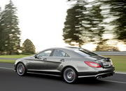 2014 Mercedes CLS 63 AMG 4MATIC - image 512101