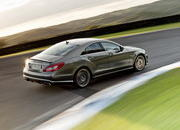 2014 Mercedes CLS 63 AMG 4MATIC - image 512104