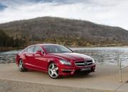 2014 Mercedes CLS 63 AMG 4MATIC - image 512108