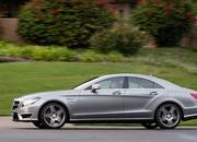 2014 Mercedes CLS 63 AMG 4MATIC - image 512151