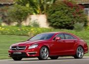 2014 Mercedes CLS 63 AMG 4MATIC - image 512160