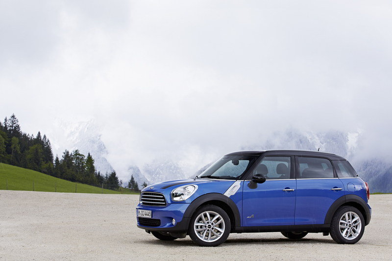 2013 MINI Cooper Countryman ALL4