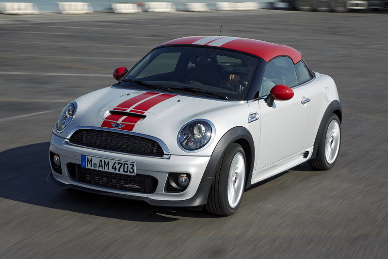 2014 Mini Coupe High Resolution Exterior - image 512673
