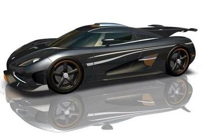 New Renderings of Koenigsegg One: 1 Surface Online